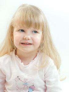 Free Blue Eyed Toddler Royalty Free Stock Photos - 8758378