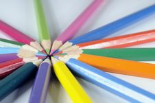 Free Colored Pencils Stock Images - 8758534