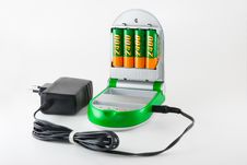 Free Charger Stock Image - 8759461