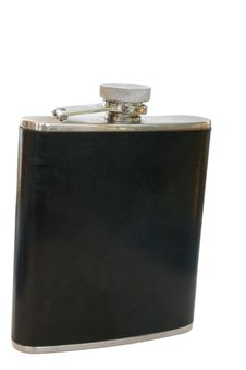 Free Hip Flask Royalty Free Stock Image - 8759686