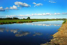 Free PUBLIC DOMAIN DEDICATION - Pixabay-Pexels Digionbew 17. 29-08-16 Waterway Under Clouds LOW RES DSC01071 Royalty Free Stock Photos - 87502978