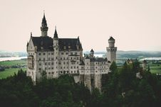 Free View Of Castle In City Stock Photo - 87503380