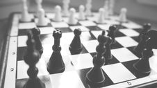Free Close-up Of Chess Pieces Royalty Free Stock Photography - 87504517