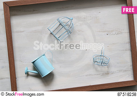 Free Filled Wooden Frame Royalty Free Stock Photos - 87518258