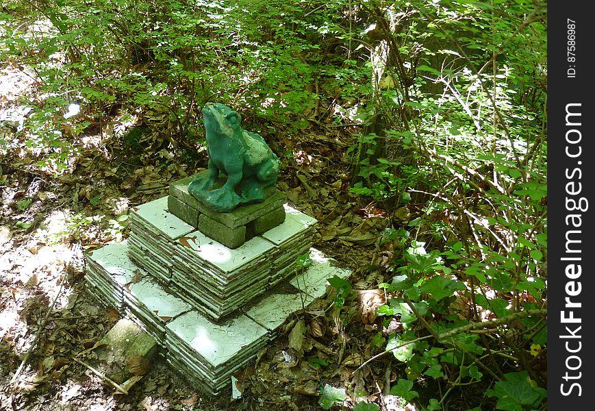 Plant, Sculpture, Vegetation, Statue