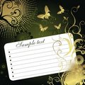 Free Sheet For Notes Royalty Free Stock Photo - 8768465