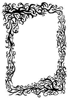 Free Florar Frame Royalty Free Stock Photo - 8760595