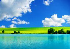 Free Landscape Royalty Free Stock Image - 8761016