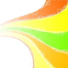 Rainbow. Stock Photography