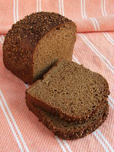 Free Spicy Black Bread Stock Photos - 8762183