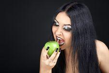 Free Gothic Eve Stock Image - 8762361