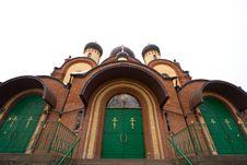Free Orthodox Church In Estonia Kuremae Royalty Free Stock Photos - 8762568