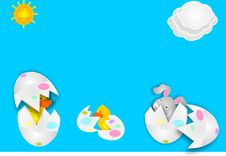 Free Easter Or Just For Fun...treats... Royalty Free Stock Image - 8763376