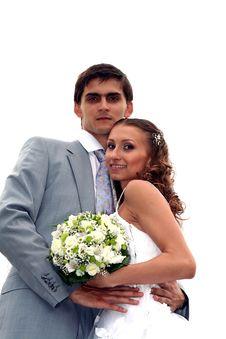 Free Newlyweds Stock Images - 8765494