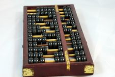 Free Abacus Royalty Free Stock Photography - 8766177