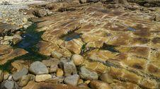 Free Granite Ledges Royalty Free Stock Images - 8766739