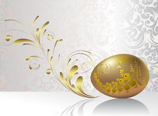 Free Easter  Eggs. Royalty Free Stock Photos - 8766958