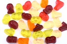 Free Gummy Candies Royalty Free Stock Images - 8768099