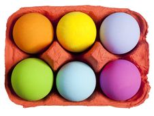 Free Easter Eggs Stock Photo - 8768260