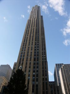 Free Rockefeller Centre Royalty Free Stock Photography - 8768657