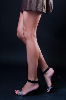 Free Sexy Legs Stock Image - 8769481
