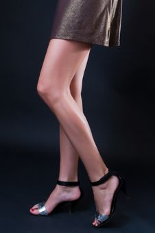 Free Beauty Legs Stock Photography - 8769482