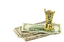 Free Money Magic Royalty Free Stock Photos - 8769758