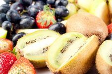 Free Assorted Fresh Fruits Background Royalty Free Stock Image - 8770686