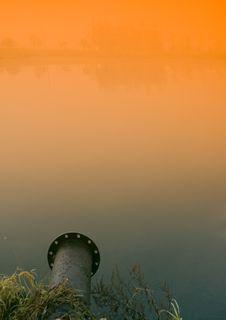 Free Foggy Morning Stock Photos - 8770973