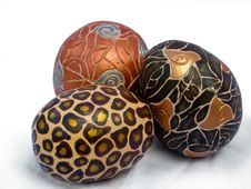 Free Ornamental Eggs Royalty Free Stock Images - 8771549