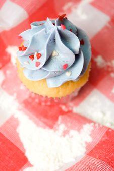 Free Sweet Cupcake Stock Photography - 8773912