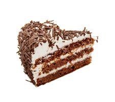 Free Chocolate Iced Pie Stock Image - 8773981