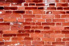 Free Red Brick Wall Stock Photo - 8774740