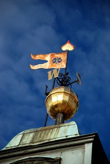 Free Weathervane Royalty Free Stock Images - 8775029