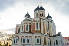 Free Alexander Nevsky S Orthodox Cathedral Stock Images - 8775034