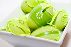 Free Easter Eggs Stock Photography - 8775552