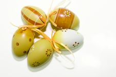 Free Easter Eggs Royalty Free Stock Photos - 8775648