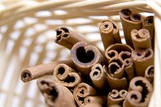 Free Cinnamon Sticks Stock Photos - 8775673