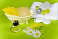 Free Hygiene Royalty Free Stock Image - 8775716