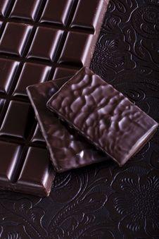 Free Rich Dark Chocolate Stock Photo - 8777740