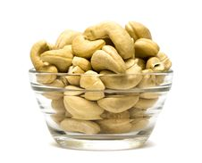 Free Pistachios In A Dish Stock Image - 8777761