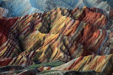 Free Colorful Mountain Landscape Stock Photos - 87720273