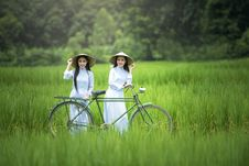 Free Full Length Of A Bicycle Royalty Free Stock Photography - 87720467