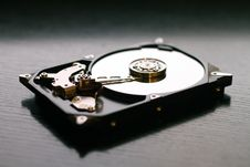 Free Hard Disk Drive Stock Photo - 87780590