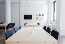 Free Conference Room Royalty Free Stock Images - 87781099