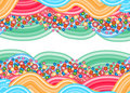 Free Waves Background Stock Photos - 8783823