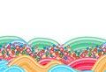 Free Waves Background Stock Image - 8784251