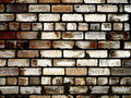 Free Brick Wall Texture Stock Photo - 8788280