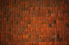 Free Old Roof Tile Stock Images - 8780734