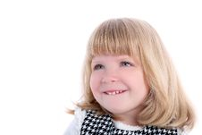 Free Smiling Girl Royalty Free Stock Photography - 8780807